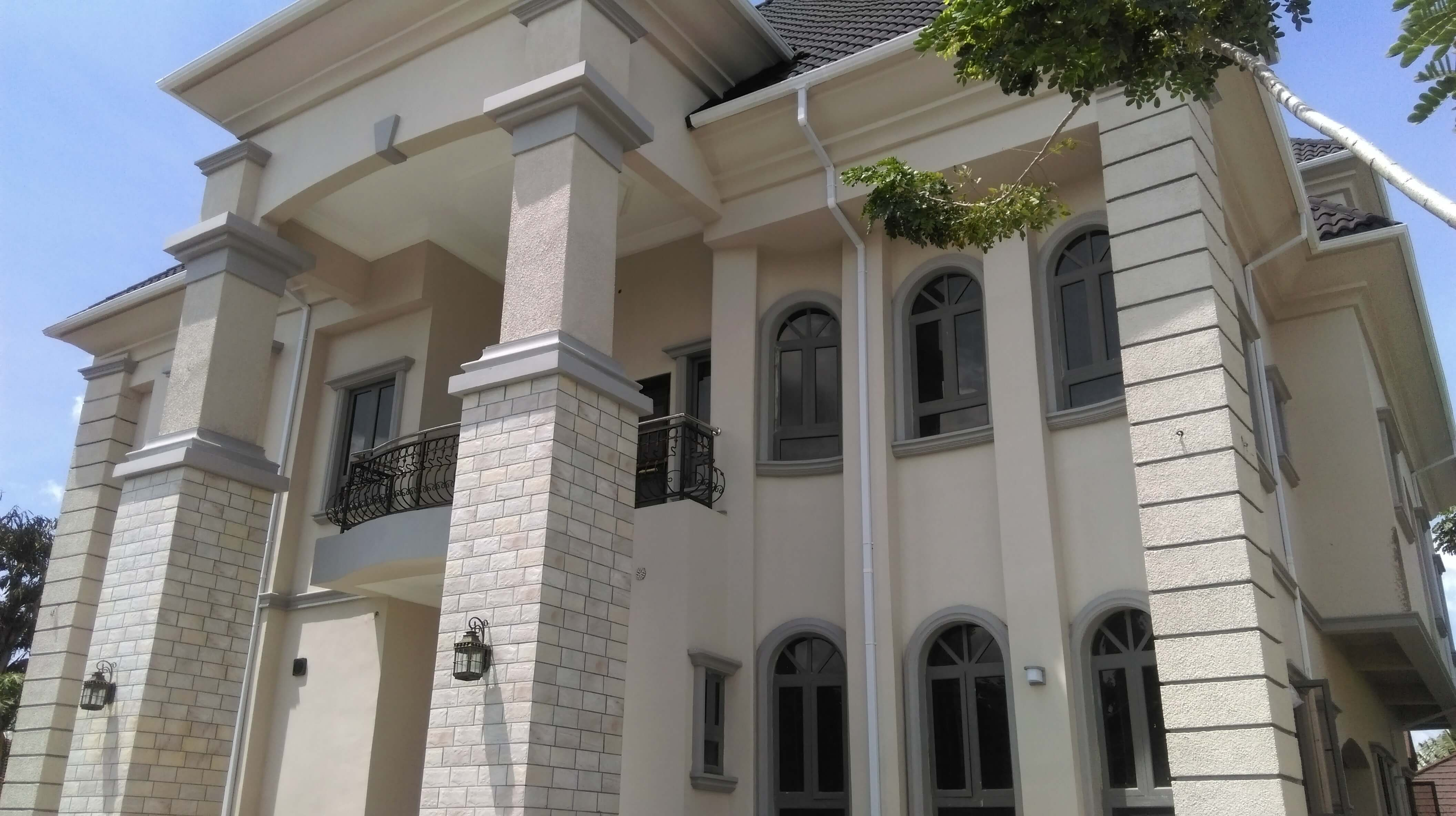 Luxury 7 bedroom house at maitama for sale abuja properties for Mansions in nigeria for sale