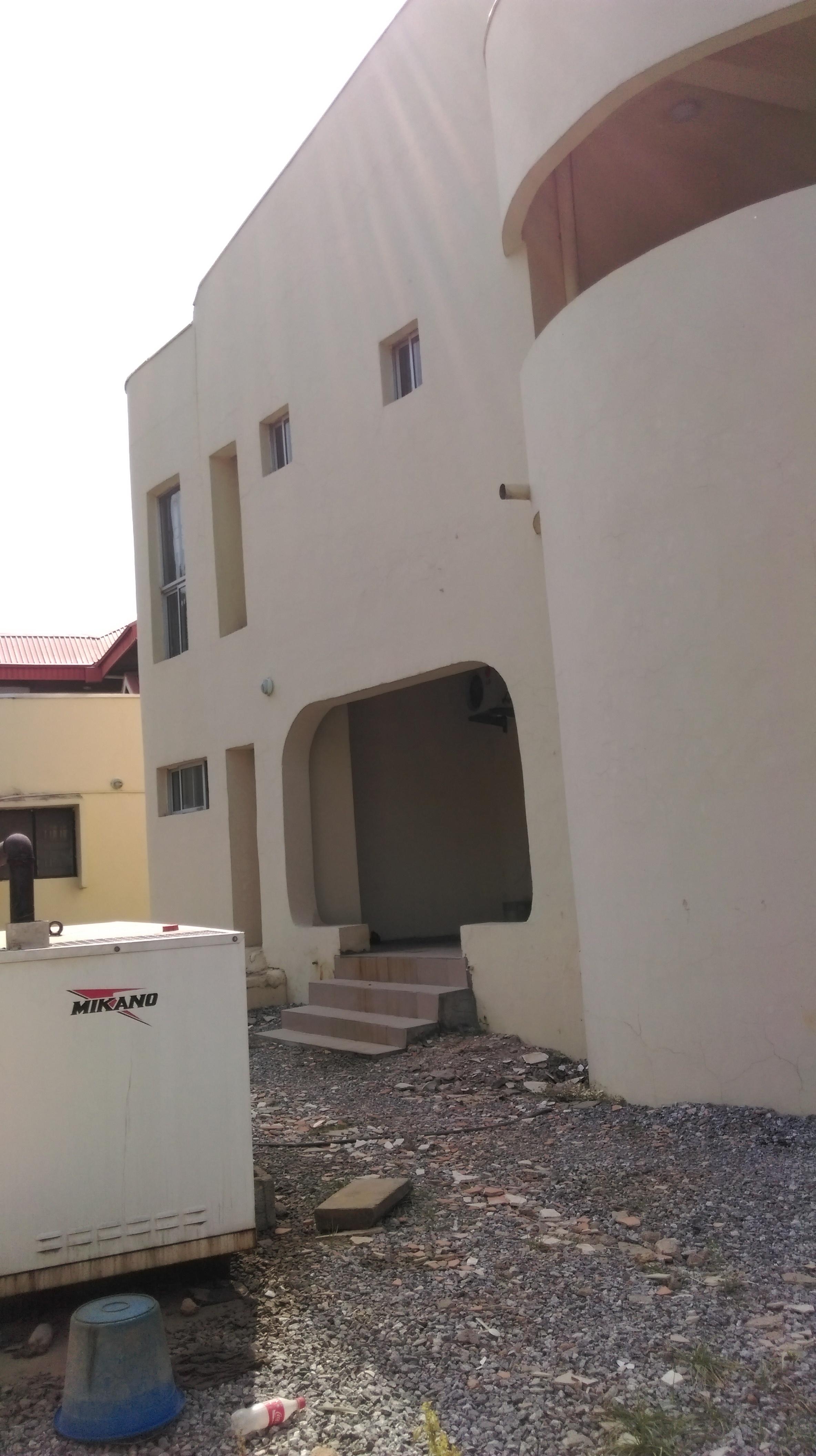 Detached 6 bedroom duplex at maitama abuja properties for 6 bedroom duplex