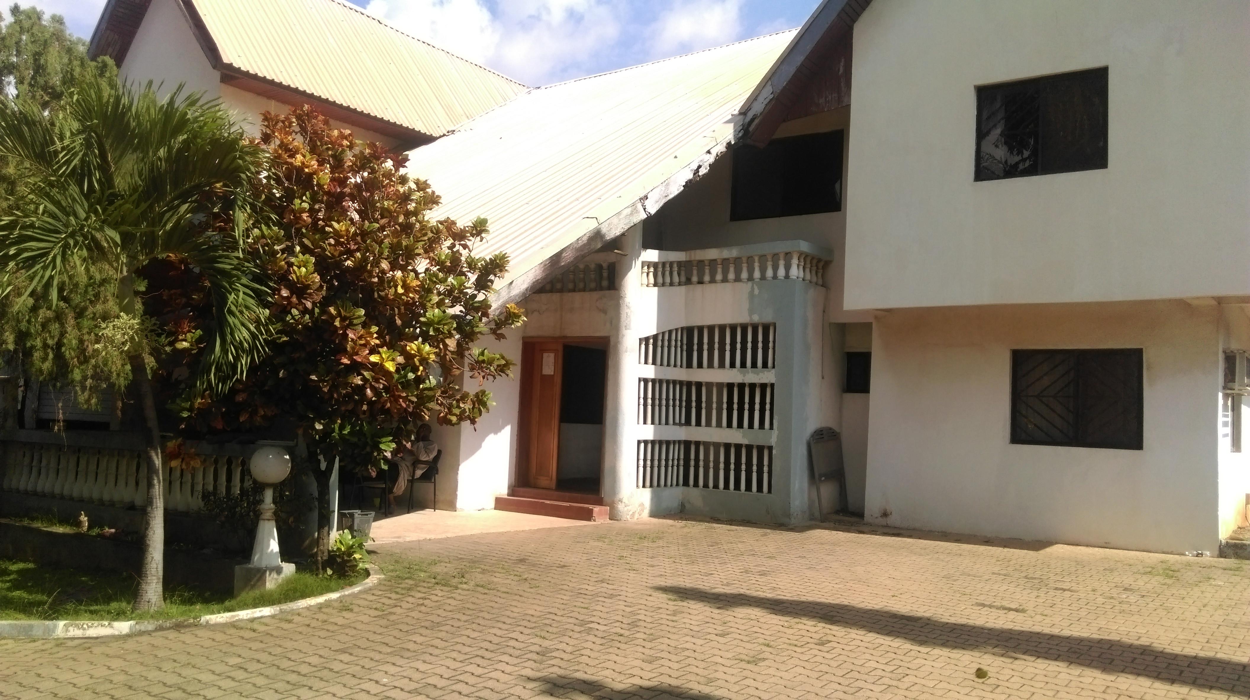 6 bedroom detached duplex at maitama abuja properties for 6 bedroom duplex