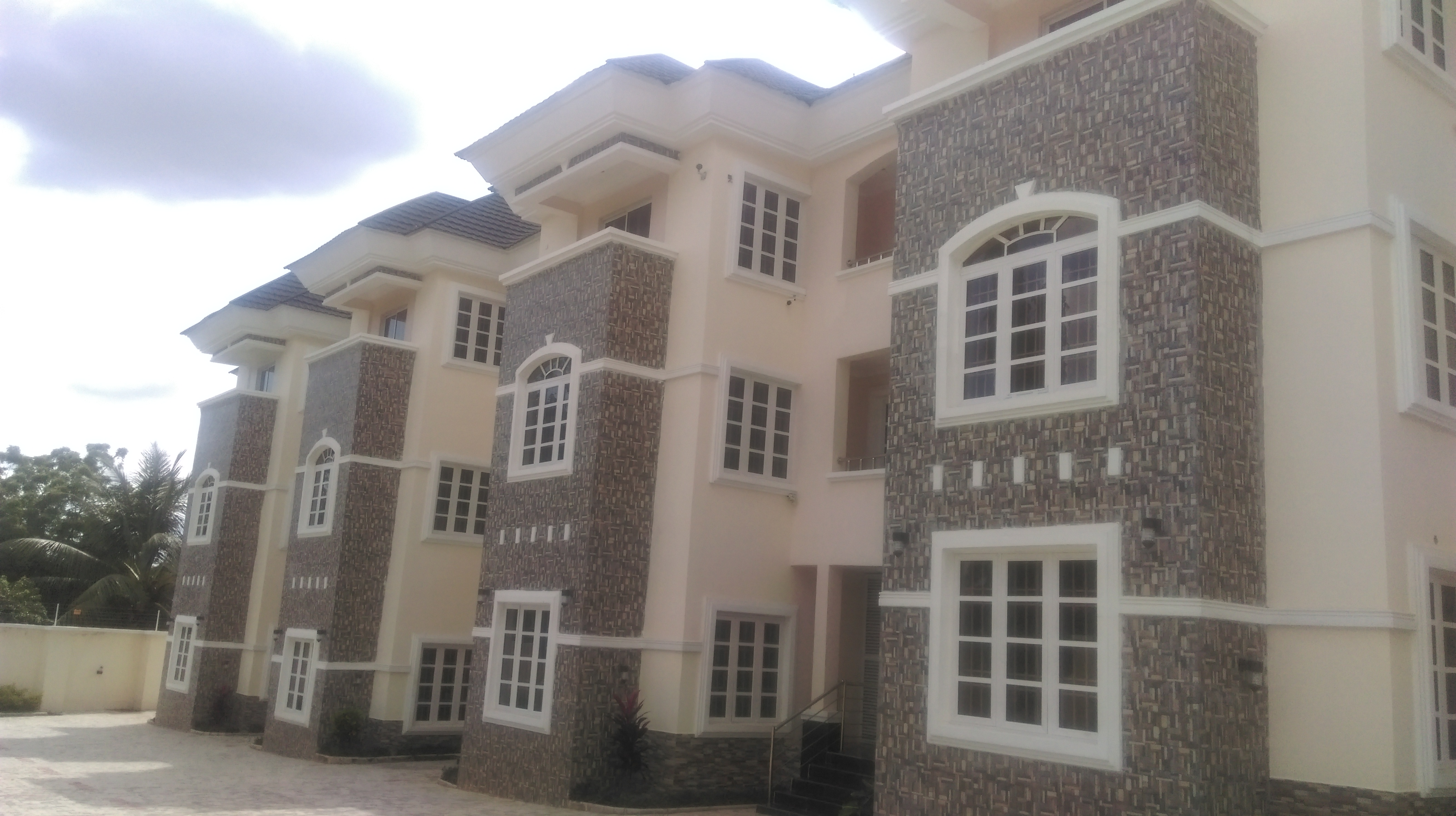 5 units of 4 bedroom duplex for rent abuja properties for Duplex units