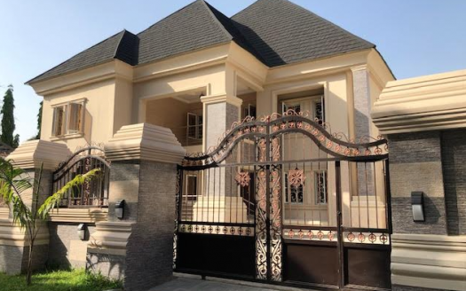 Brand new 6 bedroom mansion in maitama abuja properties for Comparison of composite decking brands